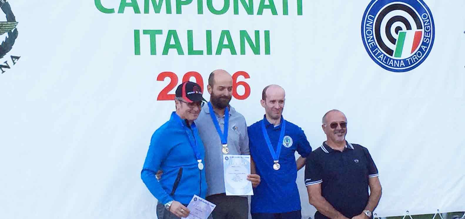 Ottima prestazione degli atleti del TSN di Verona alla finale campionati italiani seniores e master