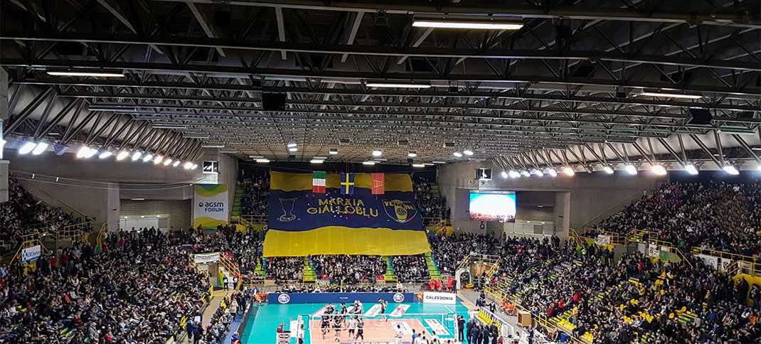 Calzedonia, esordio in CEV contro il Ribnica Kraljevo